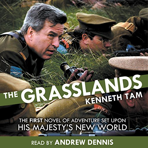 The Grasslands audiobook cover art