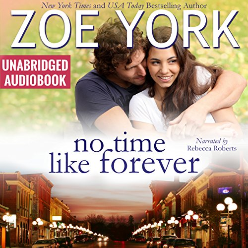 No Time Like Forever audiobook cover art