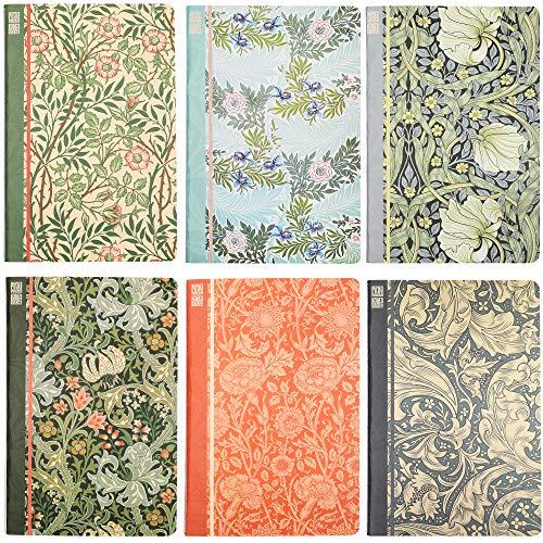 William Morris Toallas de Mano Florales para ba/ño SPA y Gimnasio