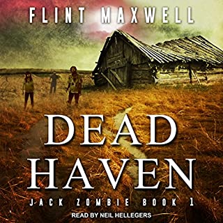 Dead Haven audiobook cover art