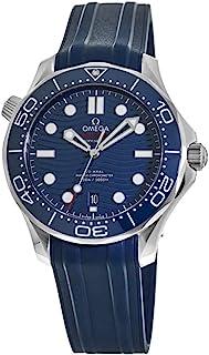 Omega - Seamaster 210.32.42.20.03.001 Reloj automático con esfera azul para hombre
