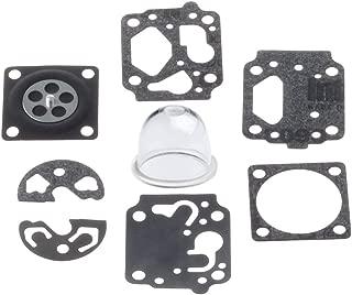HIPA Carburetor Repair Kit Gasket for Kawasaki TH43 TH48 Trimmer Brush Cutter