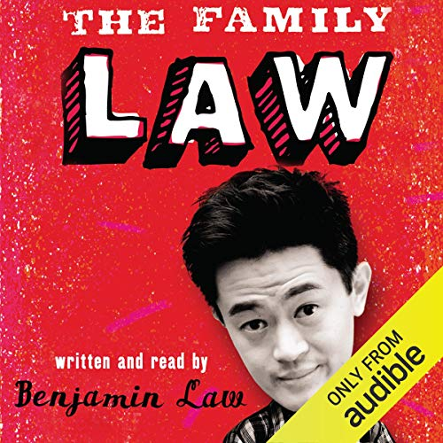 The Family Law audiobook cover art
