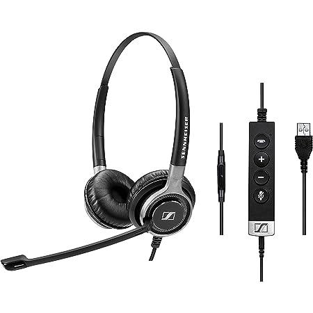 Sennheiser Sc 665 Usb Kopfhörer Mit Ultra Noise Elektronik