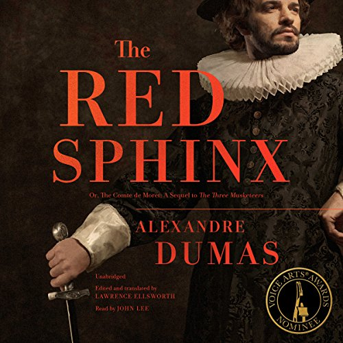 The Red Sphinx  By  cover art