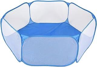 Carpa Plegable Portatil para Juegos de Bebe Piscina Oceano Ninos Interiores Juguetes a Aire Libre