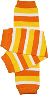Christmas and Halloween Baby and Toddler Leg Warmers for Girls and Boys in Various Styles