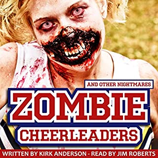 Zombie Cheerleaders: And Other Nightmares audiobook cover art