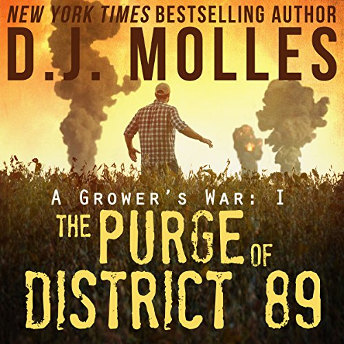 The Purge of District 89 audiobook cover art