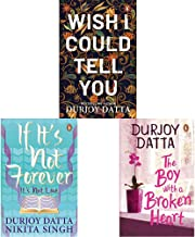 Wish I Could Tell You+If It's Not Forever It's Not Love+The Boy with a Broken Heart(Set of 3books)