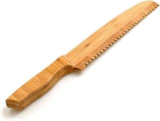 Design61 - Cuchillo de bambú antibacteriano para cocina