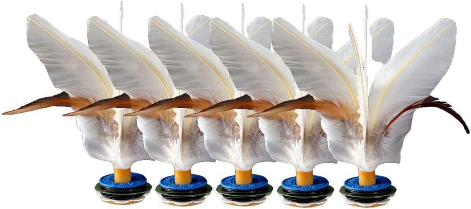 5 Pack Feather Kick Chinese Max 90% 2021 model OFF Shuttlecock Professional Jianzi