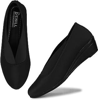 Denill Comfortable Ballet Flats (Casula, Formal) Bellies for Women and Girls