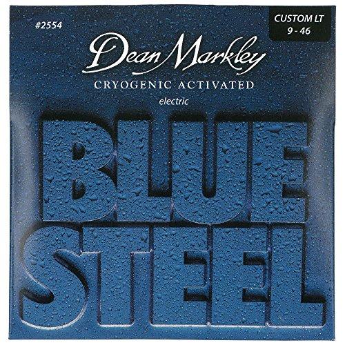 Dean Markley 2554 CL LT 9-46 - Cuerdas para guitarra eléctrica