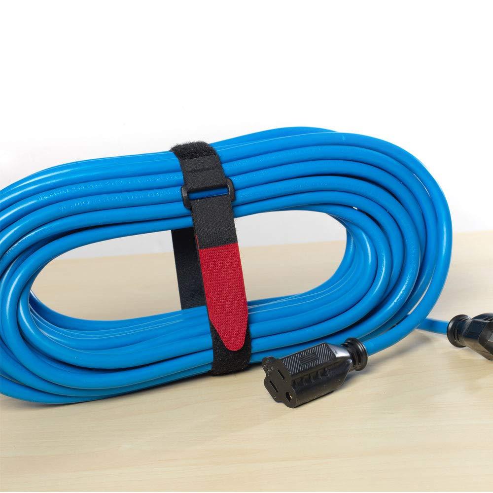 Computer Cables 50 pcs T Shape Magic Stick Ties Network Cables