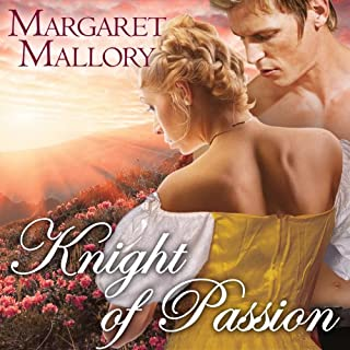 Knight of Passion audiobook cover art