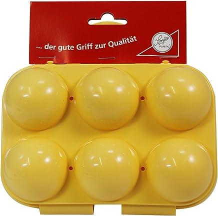 Preisvergleich für Eierträger 6-fach in gelb