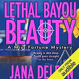 Lethal Bayou Beauty cover art