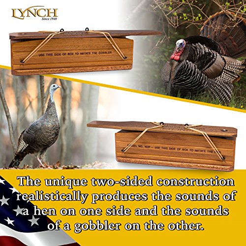 Lynch World Champion Turkey Box Call