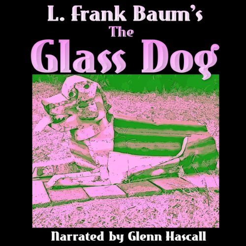 The Glass Dog cover art