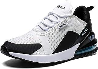 Zapatillas de Deportes Hombre Mujer Zapatos Deportivos Aire Libre para Correr Calzado Sneakers Running 34-46EU