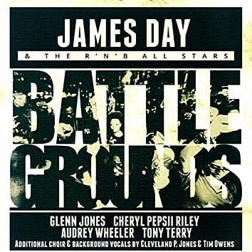 Battlegrounds (feat. Glenn Jones, Cheryl Pepsii Riley, Tony Terry & Audrey Wheeler)