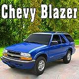 Chevy Blazer Long Close up Horn Blast