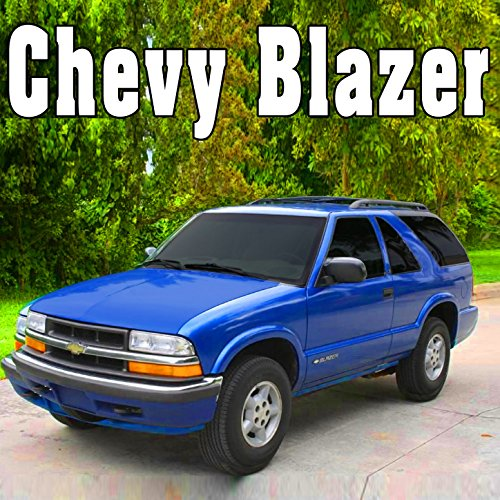 Chevy Blazer Tail Gate Opens