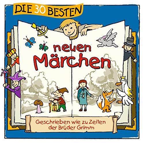 Die 30 besten neuen Märchen audiobook cover art