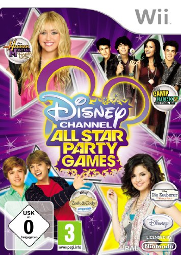 Disney Channel All Star Party Games [Edizione: Germania]