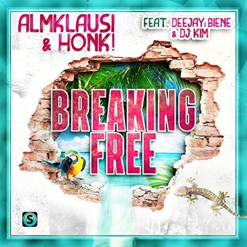 Almklausi & Honk! feat. Dj Biene & DJ Kim