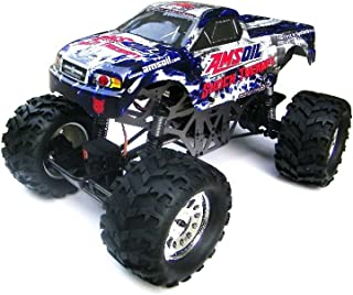 rc monster truck tube chassis