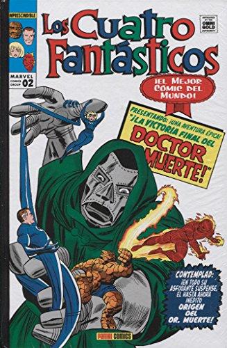 Los 4 Fantásticos 2. La batalla por el edificio Baxter