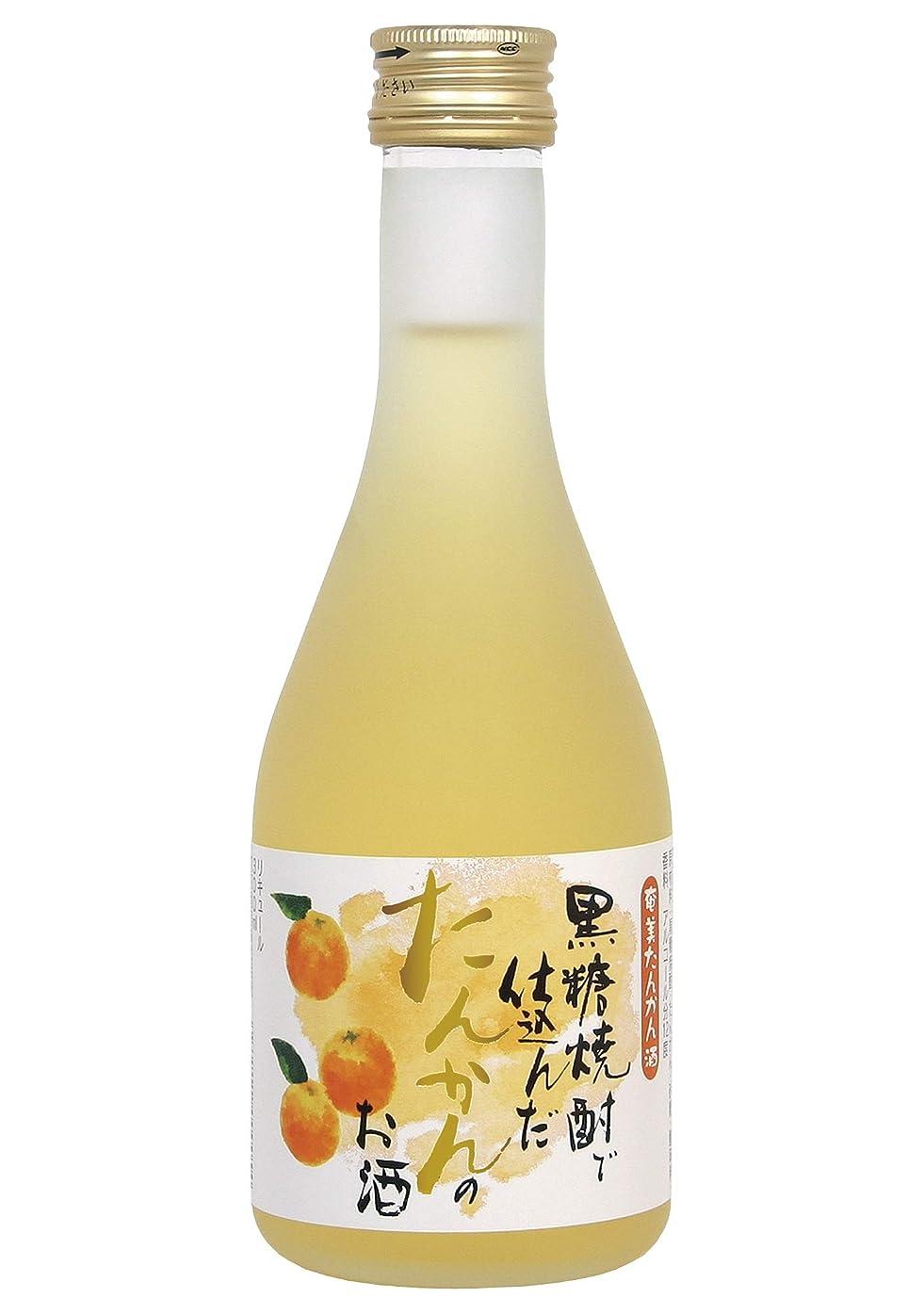 信条主導権取り除く町田酒造 奄美たんかん酒 12度 [ リキュール 300ml ]