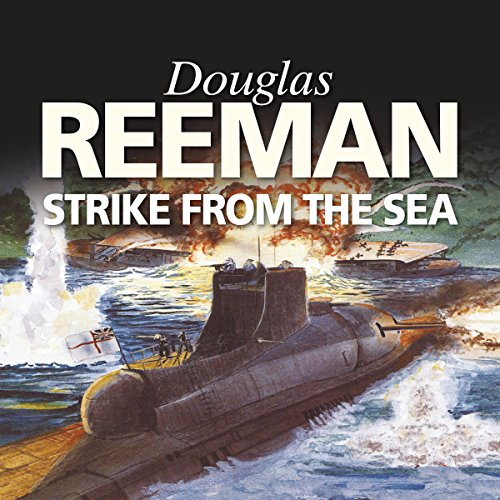 Strike from the Sea audiobook cover art