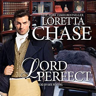 Lord Perfect audiobook cover art