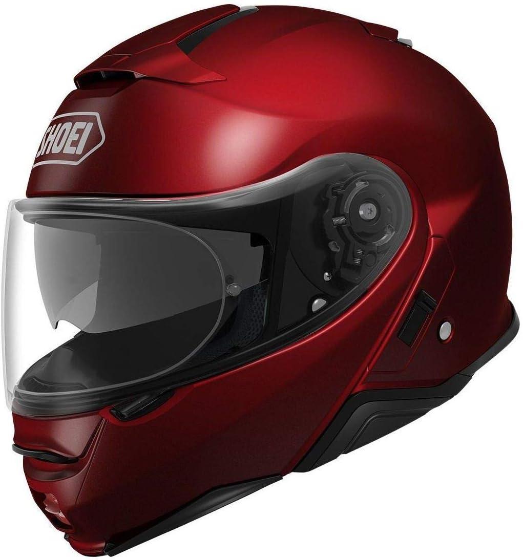 Shoei Solid Neotec ll Modular Motorcycle Helmet