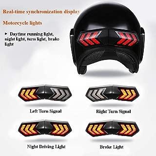 Best led light motorcycle helmet Reviews