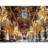 Chamberart Palace of Versailles - Puzzle de 1000 piezas (bolsa incluida)