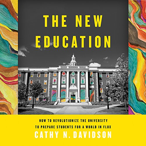 The New Education cover art
