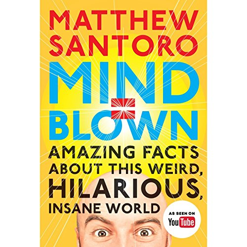 Mind = Blown audiobook cover art
