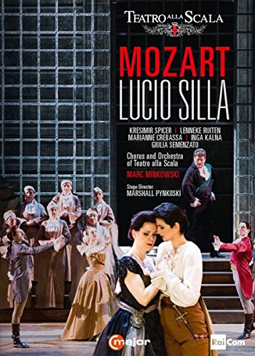 Mozart, W.A.: Lucio Silla [Opera] (La Scala, 2016) (NTSC) [DVD]