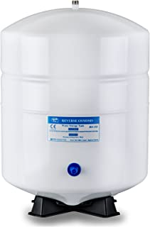 iSpring T55M 5.5 Gallon Residential Pre-Pressurized Water Storage Tank for Reverse Osmosis (RO) Systems