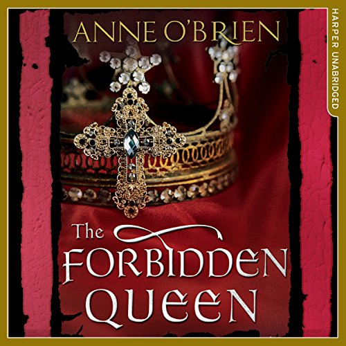 Couverture de The Forbidden Queen