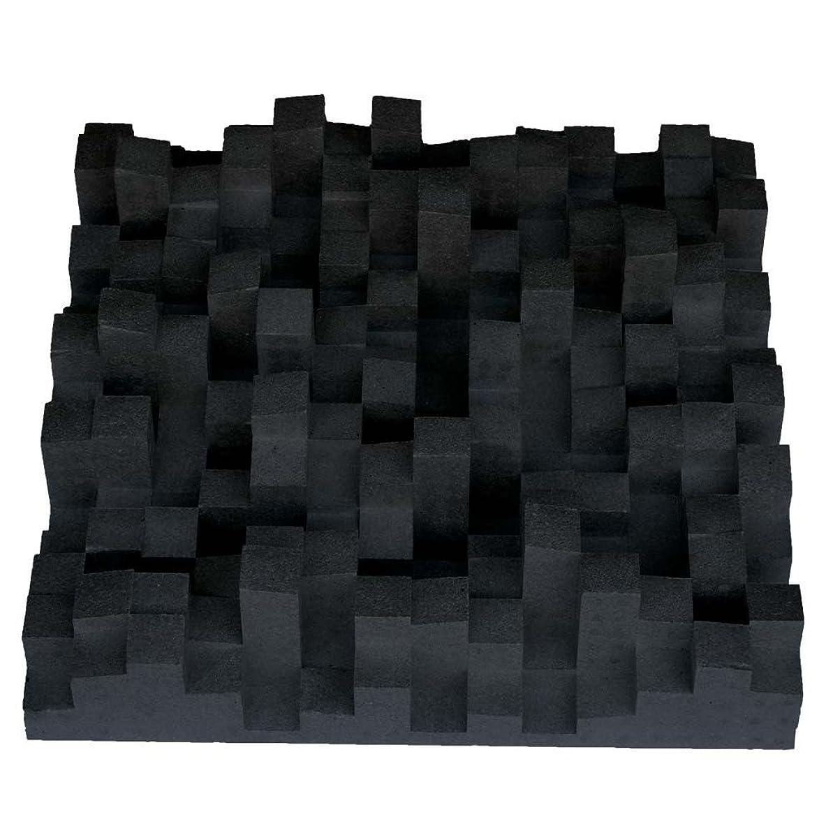 ジェット遷移いたずらVicoustic Multifuser DC2 拡散パネル 高域用 6枚入 (Black)