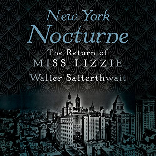 New York Nocturne audiobook cover art