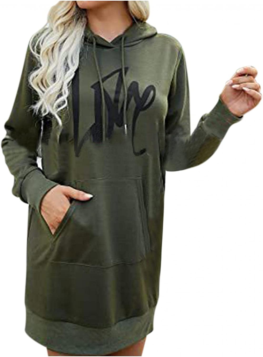 Tunic Superior Hoodies Sweatshirt for Women Love Printi Courier shipping free shipping Fashion Letters -