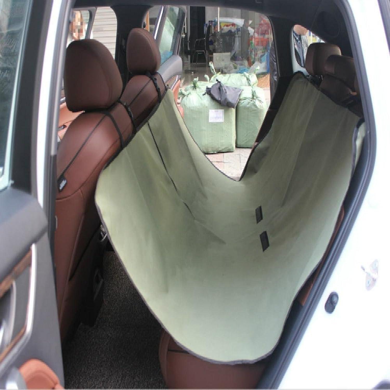 Kaxima Pet car cushion back seat rear dog mat waterproof and dirty car mat big puppy dog mat, 130140cm suit car, SUV