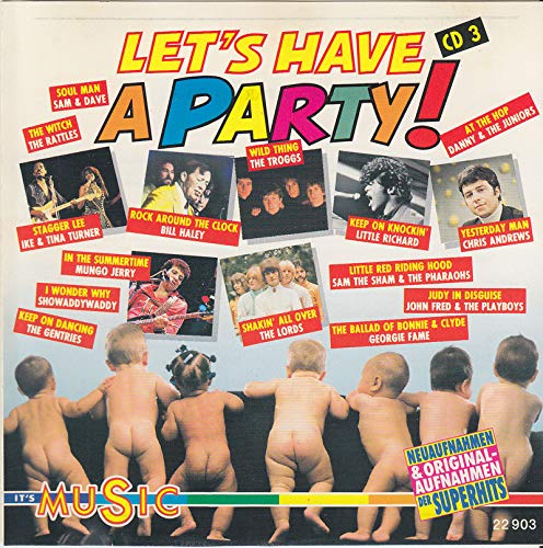 Iet's have a party … [Three]