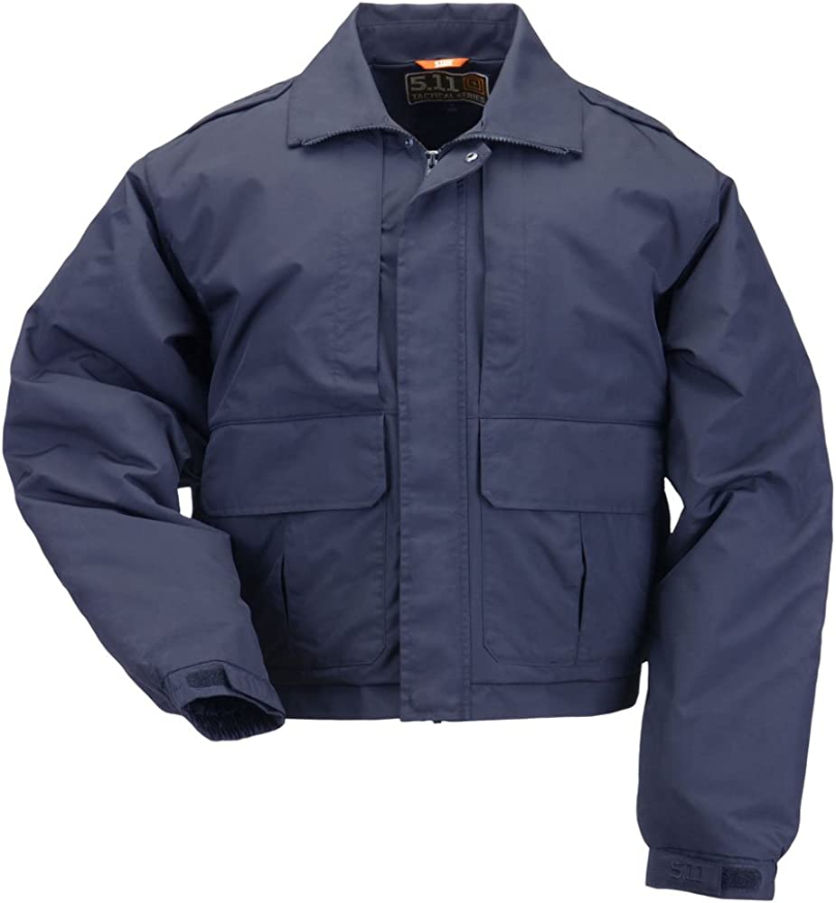 5.11 Tactical Double Duty XX-Large OFFer Navy Ranking TOP4 Jacket Dark